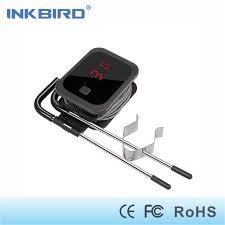 bluetooth thermostat inkbird wireless bluetooth thermometer ibt 2x cooking kitchen