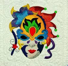 mardi gras embroidery designs mylar mardis gras purely gates embroidery