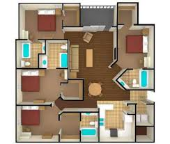 west 10 apartments floor plans 4 beds west 10 apartments 2614 west tennessee st tallahassee fl