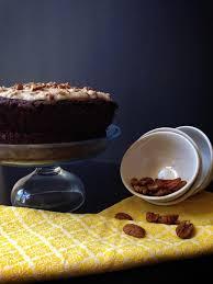 vegan german chocolate cake whisk u0026 shout