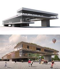 architectural visualization before u0026 after 7 hours of work from