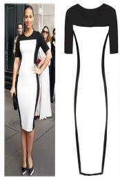 optical illusion dress optical illusion dress from shop my s closet color blocking