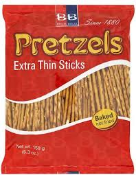Wholesale Pretzel Rods Pretzel Sticks Pretzel Sticks Suppliers And Manufacturers At