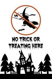 free printable no halloween poster u2013 little wings nz