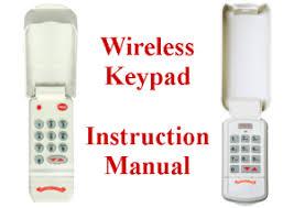 Overhead Door Wireless Keypad Resource Center Helpful Tips Overhead Door Garage Doors San Diego