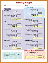 7 teen budget worksheet g unitrecors