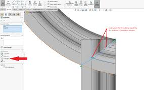 solidworks weldments u2013 creating curved and nonstandard miters