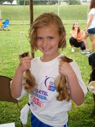 haircuts for 8 yr old girls 8 year old orrstown girl donates her hair shippensburg sentinel