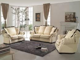 Modern Beige Sofa by Sofas Center Modern Sofa Leather Beige Elegant Joe088 Set Gu