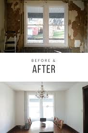 dining room renovation last minute paint color changes living