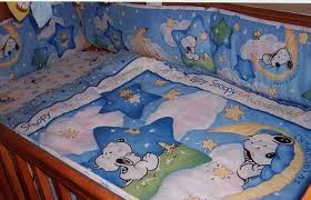 Snoopy Bed Set My Snoopy Baby Shower And Nursery