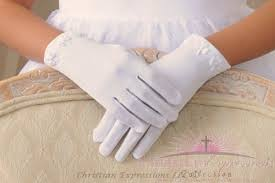 communion gloves shamrock communion gloves communion