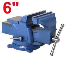 6 Inch Bench Vise Bench Vice Clamps U0026 Vises Ebay