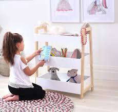 kids bookshelf with toy storage hip kids