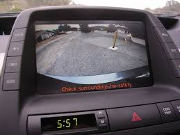 2007 lexus rx400h navigation system rear view camera connection cable to toyota prius touring lexus