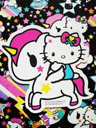 hello kitty tokidoki wallpapers wallpaperpulse