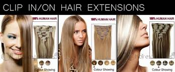 types of hair extensions hair extensions review