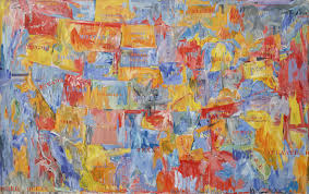 Image Of United States Map Jasper Johns Map 1961 Moma