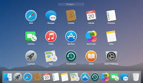 mac os user interface design examples macos user interface