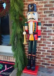 kitchen porch a nutcracker welcome again