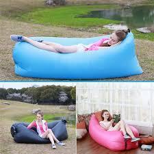 Inflatable Sofa Aliexpress Com Buy Wfgogo Lazy Bag Fast Inflatable Sofa Outdoor