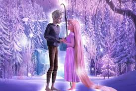 jack and rapunzel images jack frost and rapunzel hd wallpaper and