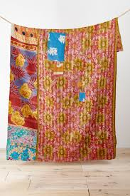 earthbound home decor kantha blankets earthbound trading co