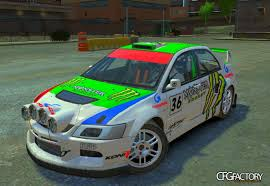 green mitsubishi lancer mitsubishi lancer evo ix rallycross dirt2 download cfgfactory