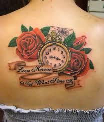 time heals everything rose tattoo 1000 geometric tattoos ideas