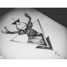 20 triangle tattoo design ideas