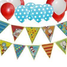 dr seuss balloons dr seuss party supplies ebay