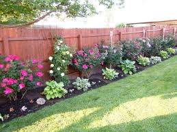25 ideas for decorating your garden fence diy knockout roses