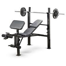 Weight Bench Sports Authority Marcy Weight Bench Ebay