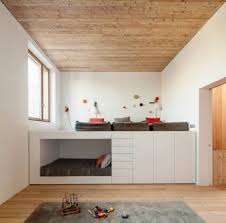 chambre fille design suspension chambre enfant moderne et design