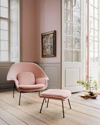 womb chair designed by eero saarinen home pinterest womb