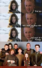 Draco Memes - draco malfoy meets ygritte draco met and gaming
