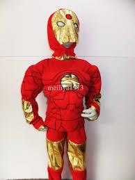 Muscle Man Halloween Costume 2017 Children U0027s Christmas Halloween Iron Man Muscle Modelling