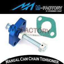 for suzuki gsxr 750 96 97 98 99 billet blue manual cam chain