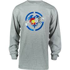 Colorado Flag Tie Dye Shirt Apparel