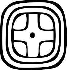 Glyph Symbol - free vector graphic mayan glyph sun symbols free image