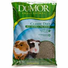 dumor classic diet pet guinea pig food 10 lb bag at tractor