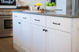 farmhouse kitchen cabinet handles monsterlune pertaining to
