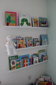 bookcase white wood kids room modern kids furniture bookshelf with books pentagon