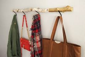 8 creative diy coat hangers for your entryway shelterness