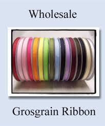 grosgrain ribbon bulk grosgrain ribbon wholesale prices craft ideas