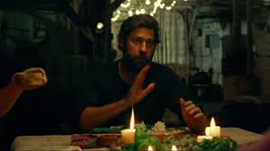 A Quiet Place 2018 A Quiet Place Unleashes A Silent Terror On John Krasinski And Emily