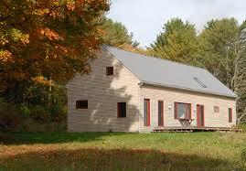 Vermont House Mershon Design Vermont House