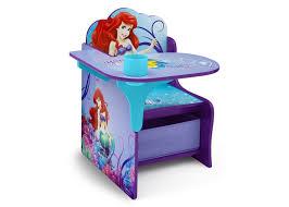 desk chair with storage bin little mermaid chair desk with storage bin delta children