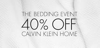 calvin klein bedding sale jpg