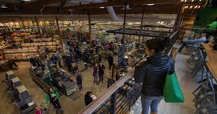 Is Qfc Open On Thanksgiving Kroger Tries Out New Green Supermarket In Gig Harbor The